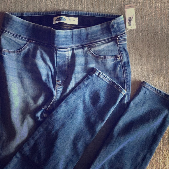 Old Navy Denim - Old Navy Rockstar Jeggings
